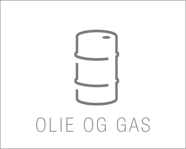 Olie og gas